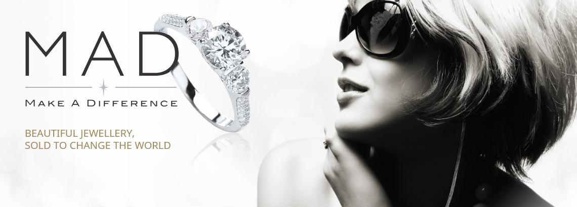 Choosemad. Beautiful jewellery, sold to change the world
